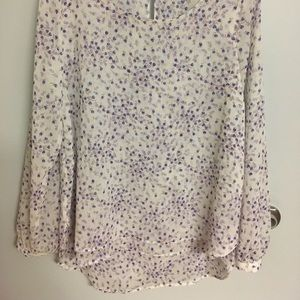 Lauren Conrad large blouse